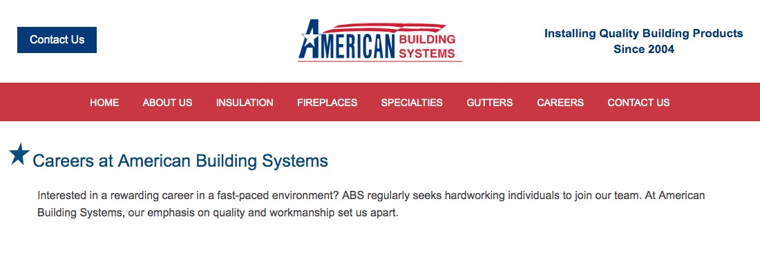 American Building Systems